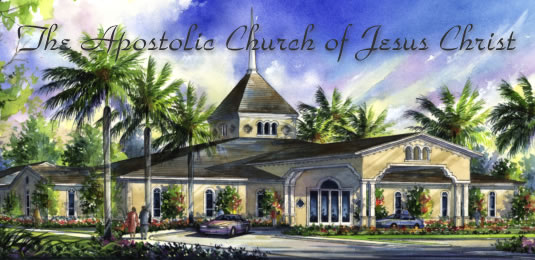 "The Apostolic Church of Jesus Christ | ""Reaching Our Community"""